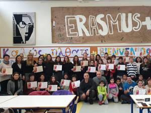 "Erasmus + ""Change your lifestyle!"""