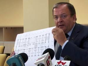 Preşedintele Consiliului Judeţean Suceava, Gheorghe Flutur prezintă planurile noii secţii Oncologie
