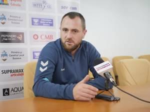 Adrian Chiruţ se gândeşte deja la derbiul cu vecinii de la Botoşani
