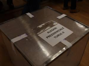 Prezența la vot în județul Suceava este sub media pe țară