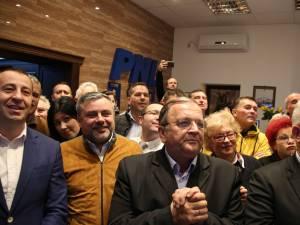 Klaus Iohannis şi PNL Suceava au câştigat alegerile în 93 de localităţi ale judeţului Suceava. Klaus Iohannis – 61,38%, Viorica Dăncilă – 38,62%
