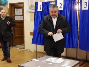 Ioan Balan a votat pentru ca autostrada Unirii să devină realitate