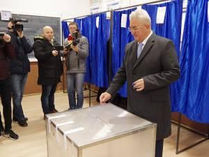 Ion Lungu a votat cu gândul la un viitor mai bun pentru România