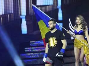 Suceveanul Andrei Ostrovanu va lupta în gala Colosseum Tournament XVII