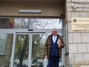 Reabilitarea Curții Domnești, amenajarea zonei de agrement a râului Suceava și alte proiecte, discutate de Ion Lungu, la București