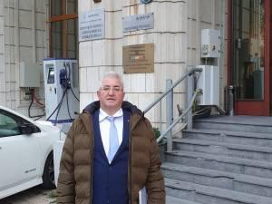 Reabilitarea Curții Domnești, amenajarea zonei de agrement a râului Suceava și alte proiecte, discutate de Ion Lungu, la București 3