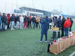 Festivitatea de premiere a celei de-a VIII-a ediţii a Ligii Companiilor a avut loc la Civica Sport Center