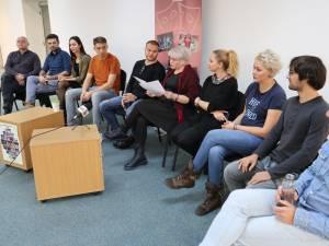 Premiera spectacolului HAH, anuntata la Teatrul Matei Visniec Suceava