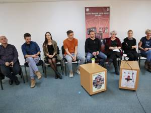 Premiera spectacolului HAH, anuntata la Teatrul Matei Visniec Suceava 2