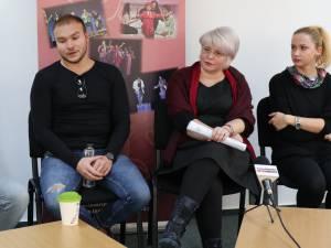 Premiera spectacolului HAH, anuntata la Teatrul Matei Visniec Suceava 3