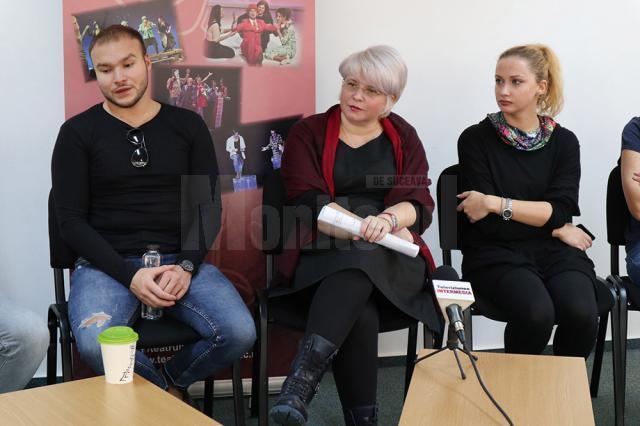 """Premiera spectacolului H.A.H. are loc vineri, la Teatrul """"Matei Vișniec"""" Suceava"""