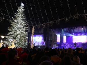 Concertul trupei Bucovina, la Ziua Bucovinei
