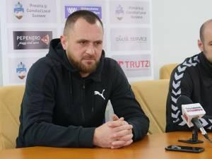 Adrian Chiruţ şi Alex Juverdianu au prefaţat partida cu Magnum Botoşani