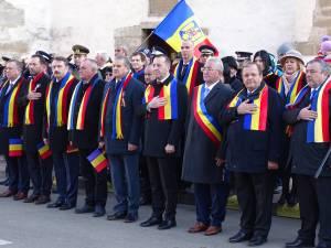 Parada de 1 Decembrie, din centrul Sucevei, a fost urmarită de mii de oameni 4