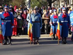 Parada de 1 Decembrie, din centrul Sucevei, a fost urmarită de mii de oameni 5