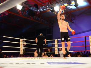 Andrei Ostrovanu s-a impus clar în faţa unui sportiv italian