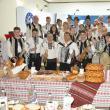 Delegația a întrunit un număr de 36 reprezentanți ai comunei
