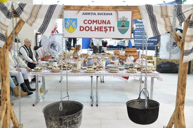 Comunitatea din Dolhești, prezentă cu un program special la Congresul Mondial al Tradițiilor Culinare