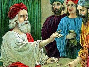 Logica economică şi logica darului dumnezeiesc