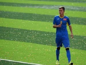 Sergiu Ieremie visează la ziua când va călca din nou pe terenul de fotbal