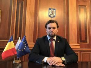 Deputatul USR din diaspora, câmpulungeanul Daniel Popescu