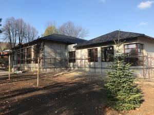 Grădiniţa nouă din satul Măritei va fi finalizată anul viitor