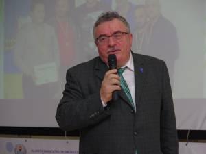 Prof. Dan Popescu, președintele Societăţii de Științe Matematice din România, filiala Suceava