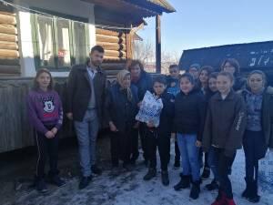 """Proiectul """"Preocupare pentru seniorii satului meu"""", lansat la Bălăceana"""
