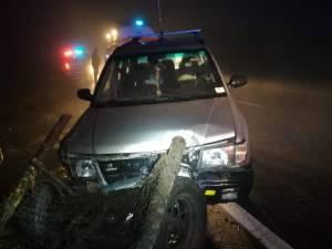 Unul dinte cele patru accidente petrecute în ultimele zile
