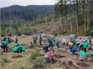 Proiectul are scopul de a promova educația pentru mediu
