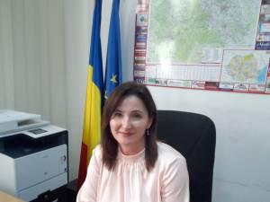 Directorul de cabinet al prefectului de Suceava este Diana Găşpărel