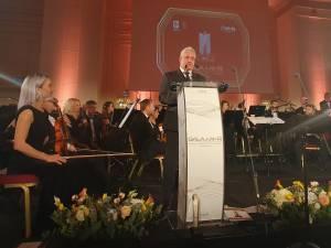 Primarul Sucevei, Ion Lungu, prezent la Gala Asociației Municipiilor din România, la București 2