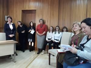 Eveniment pentru bibliotecarii şcolari din judeţul Suceava