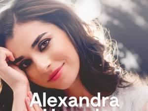 """Alexandra Uşurelu aduce concertul """"Magia Hibernalia"""", joi, la Suceava"""