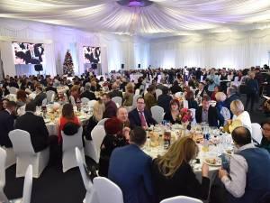 """Circa 600 de invitați sunt aşteptaţi astăzi la Gala """"Top 10 Suceveni"""", ediţia a VIII-a"""