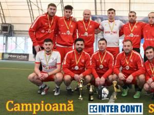 Inter Conti a câştigat anul trecut Cupa Unirii de la Bucureşti