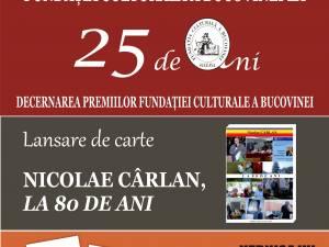 Triplu eveniment cultural la Biblioteca Bucovinei