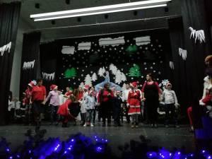 """Proiect educativ """"Vis de iarnă"""", la Centrul Școlar de Educație Incluzivă Sf. Andrei"""