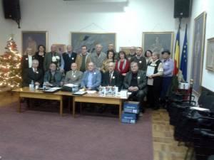 """Decernarea premiilor Fundaţiei Culturale a Bucovinei, la Biblioteca """"I.G. Sbiera"""""""