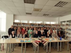 Revedere emoţionantă a profesorilor care au predat limba română pentru studenţii străini înainte de 1989