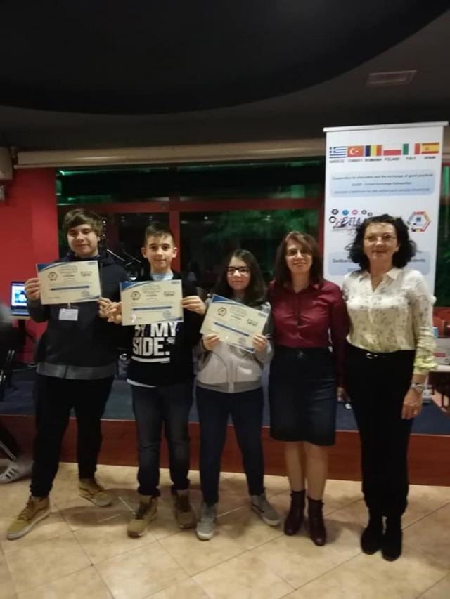 """Medierea conflictelor dintre elevi, tema unui proiect Erasmus + al Școlii """"Ion Creangă"""" Suceava"""
