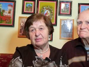 Alina Andruhovici şi Filon Lucău, împreună pe drumul creaţiei