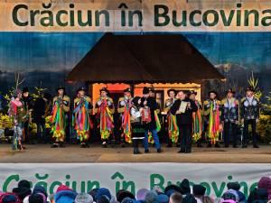 """Distincţia i-a fost acordată lui Gheorghe Flutur la Festivalul Internaţional """"Obiceiuri de Iarnă"""", Suceava 2019"""
