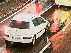 Mașina condusă de tânărul care a provocat accidentul mortal și a fugit