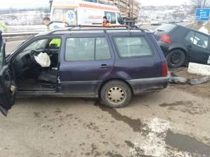 Accidentul de pe E 8 de la Dărmănești
