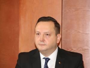 Prefectul judeţului Suceava, Alexandru Moldovan