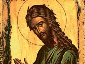 Sfântul Ioan Botezătorul, modelul asceţilor