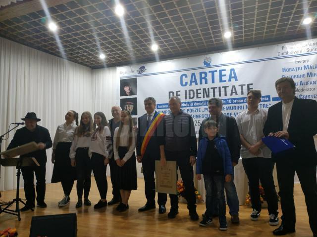 """Festivalul Literar """"Mihai Eminescu"""" de la Dumbrăveni"""
