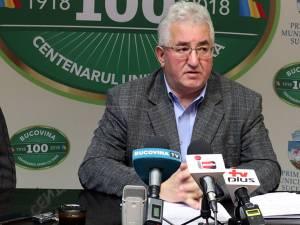 Primarul de Suceava, Ion Lungu, este ferm hotărât să candideze pentru un nou mandat la Primăria Suceava