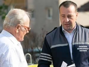 """Lucian Harșovschi: """"Sucevenii vor putea solicita online actele de care au nevoie"""""""